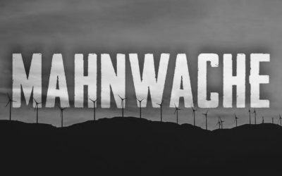 Nicht noch mehr Windindustrie! – Ausbaustopp jetzt!