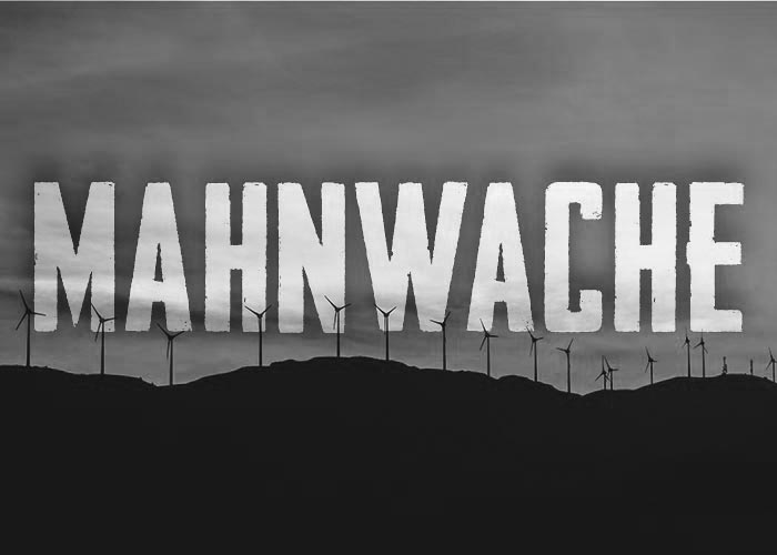 Mahnwache am 18.12. um 8:30 Uhr in Greifswald am Gorzberg
